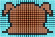 Alpha pattern #47362