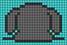 Alpha pattern #47363