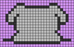 Alpha pattern #47364