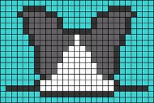 Alpha pattern #47365