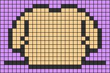 Alpha pattern #47369