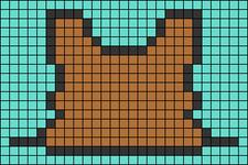 Alpha pattern #47370