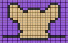 Alpha pattern #47371