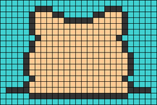 Alpha pattern #47373