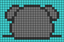 Alpha pattern #47374