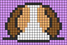 Alpha pattern #47375