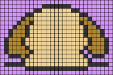 Alpha pattern #47377