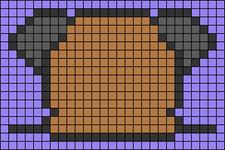 Alpha pattern #47379