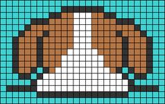 Alpha pattern #47381