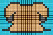 Alpha pattern #47382