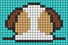 Alpha pattern #47383