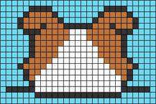 Alpha pattern #47384