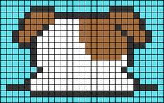 Alpha pattern #47385