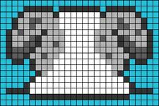 Alpha pattern #47386