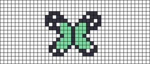 Alpha pattern #47391
