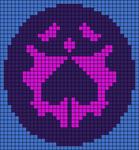 Alpha pattern #47400