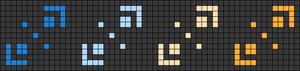 Alpha pattern #47402