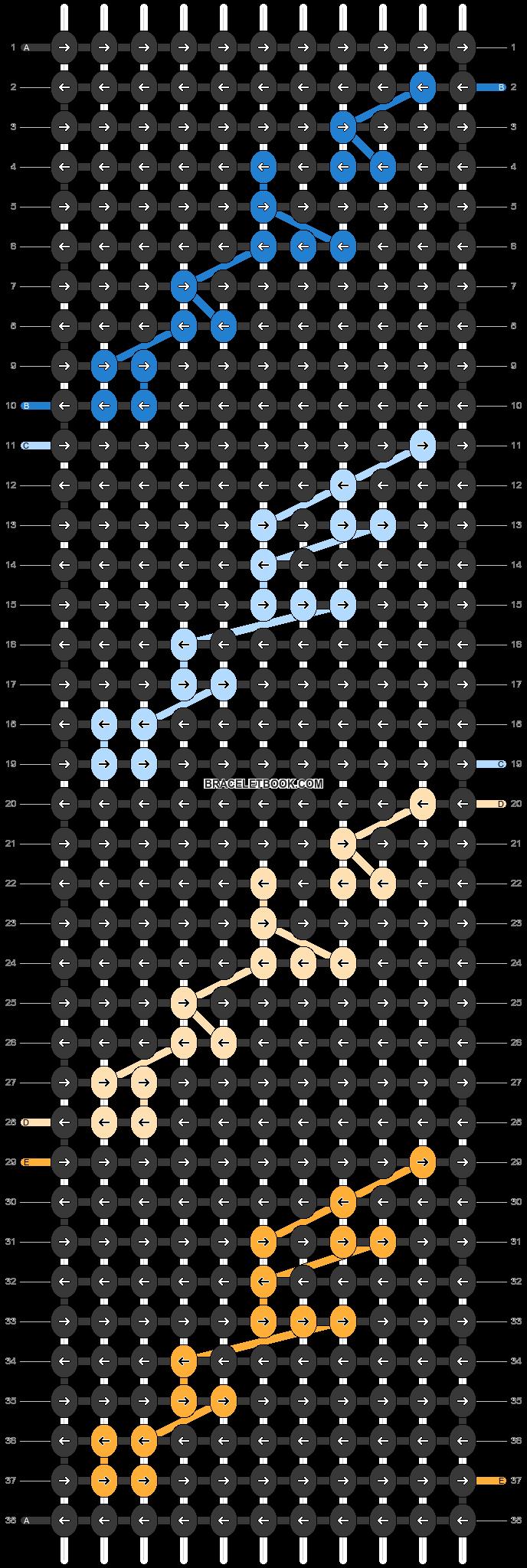 Alpha pattern #47403 pattern
