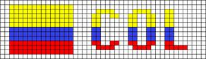 Alpha pattern #47409