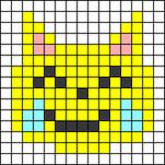 Alpha pattern #47411