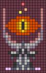 Alpha pattern #47416