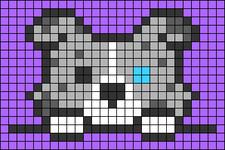 Alpha pattern #47417
