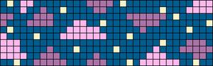 Alpha pattern #47424