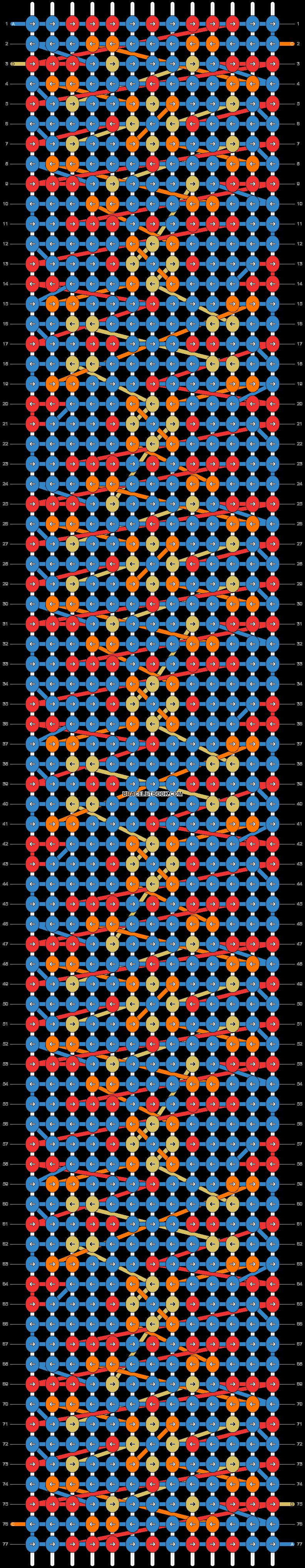 Alpha pattern #47433 pattern