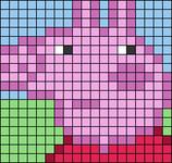 Alpha pattern #47436