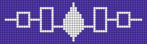 Alpha pattern #47437