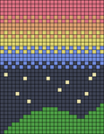 Alpha pattern #47438