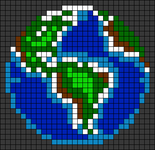 Alpha pattern #47446