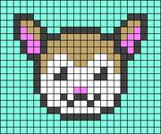 Alpha pattern #47450