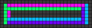 Alpha pattern #47452