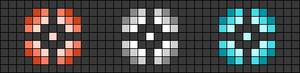 Alpha pattern #47454