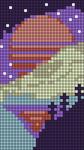 Alpha pattern #47527