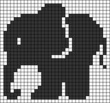 Alpha pattern #47528