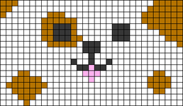 Alpha pattern #47536