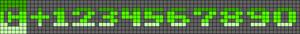 Alpha pattern #47540
