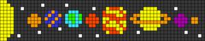 Alpha pattern #47543