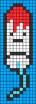 Alpha pattern #47545