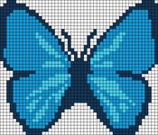 Alpha pattern #47550