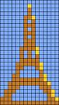 Alpha pattern #47552