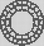 Alpha pattern #47560