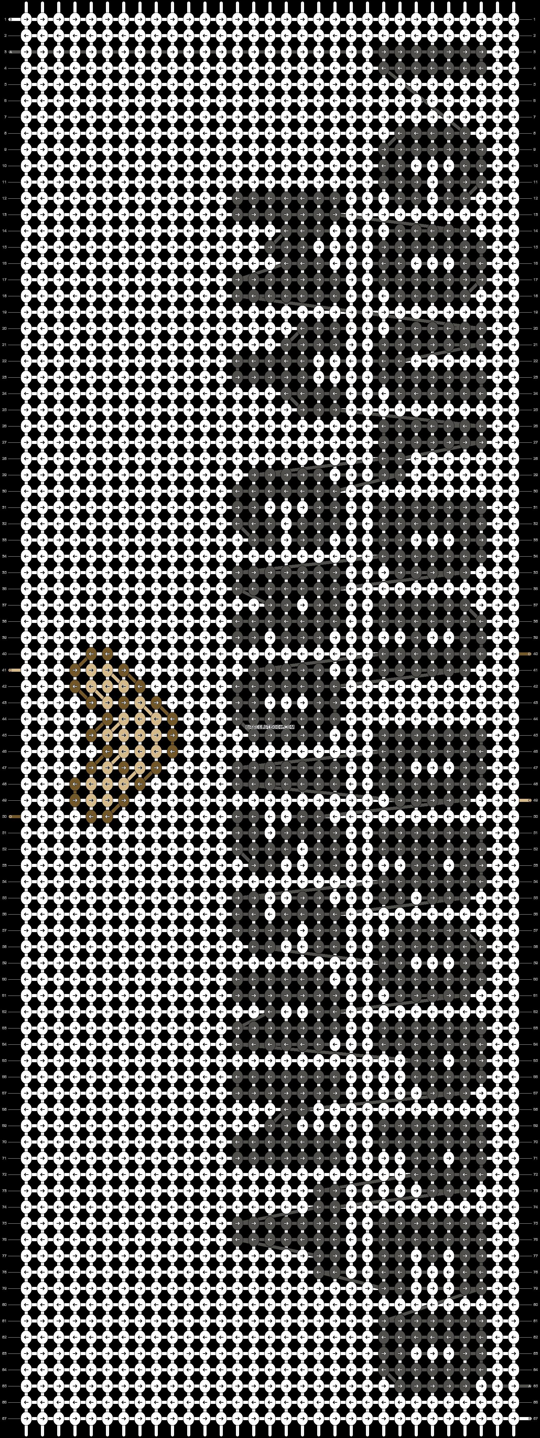 Alpha pattern #47564 pattern