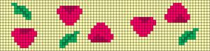 Alpha pattern #47565