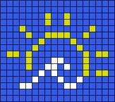 Alpha pattern #47566