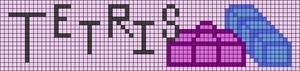 Alpha pattern #47567