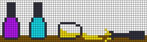 Alpha pattern #47582