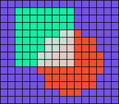 Alpha pattern #47584